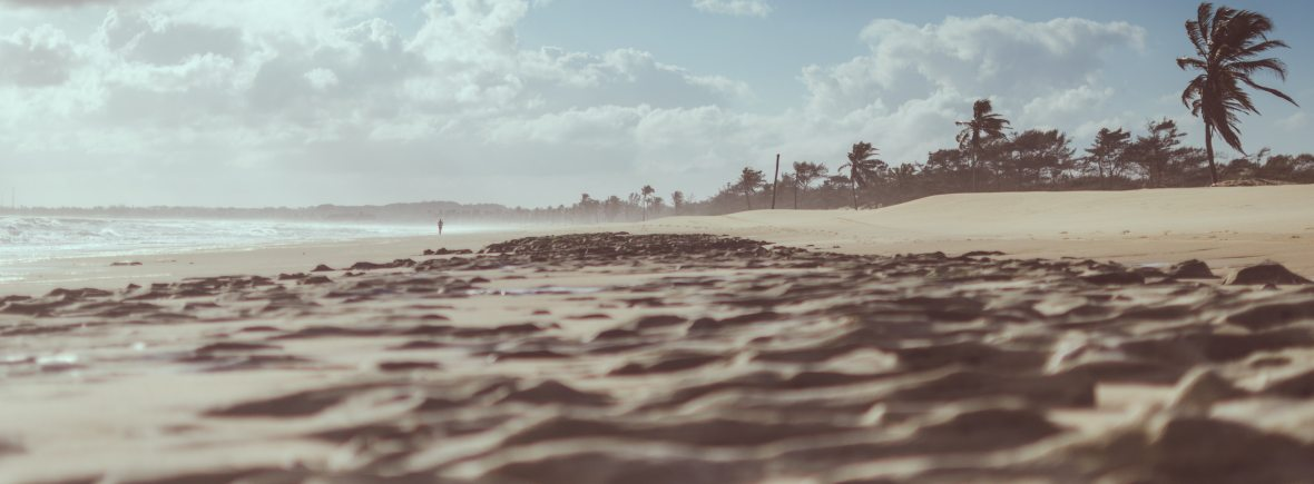 Praia em Arraial dAjuda